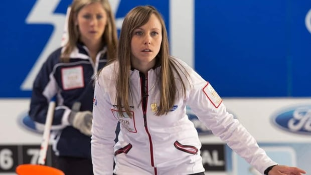 Rachel Homan opened the tournament with a loss to Scotland.