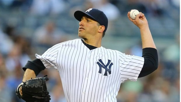 New York Yankees picture Andy Pettitte will play catch again Friday as he continues to recover from a strained back muscle.