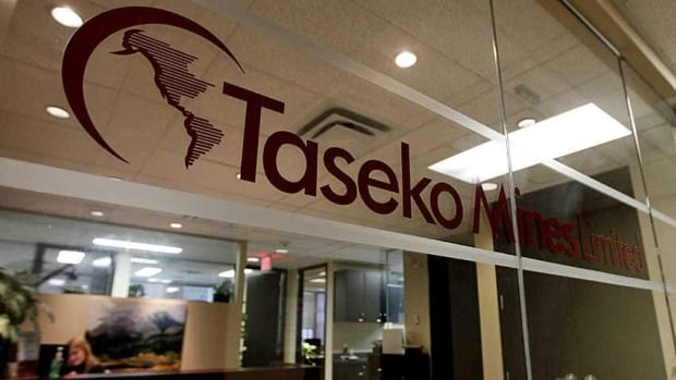 Taseko Mines Ltd. says has estimated the New Prosperity mine would generate 550 direct jobs and $340 million in gross domestic product annually.