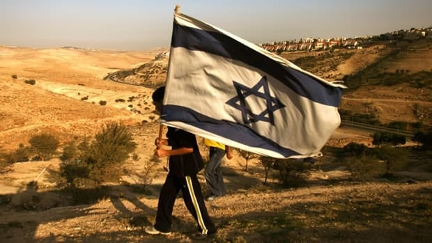 The UN condemned Israel's expanding settlements on Thursday, saying areas like the E1 settlement near the West Bank violate the human rights of Palestinians.
