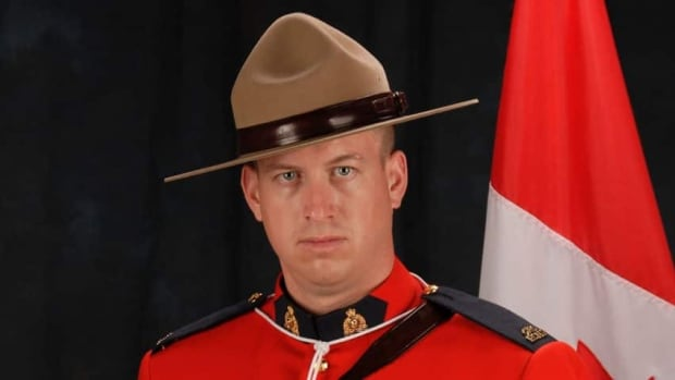 Const. Derek Pineo, 38, had been with the RCMP since 2007. He died Friday when his vehicle collided with a moose on the highway in west-central Saskatchewan.