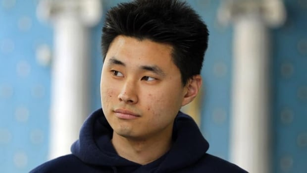 Daniel Chong was taken into custody during a drug raid and placed in the cell in April 2012 by a San Diego police officer who said he would be back 'in a minute.'