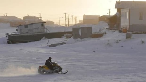 The sea ice acts as a highway for people living in the Arctic, and with it melting, many are finding themselves cut off from communities and food sources, says researcher Eric Solomon.