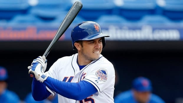 Mets catching prospect Travis d'Arnaud, who broke his left foot in a triple-A game, was scheduled to be examined by team doctors Friday.