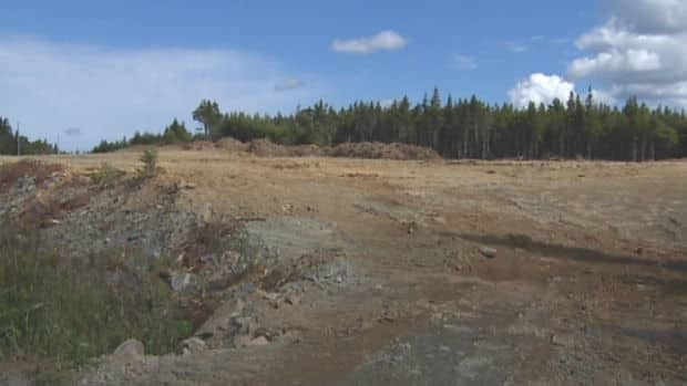 The land being developed is within the municipal boundaries of Portugal Cove-St. Philip's, but the city of St. John's considers it part of its watershed and off-limits for development of this kind.