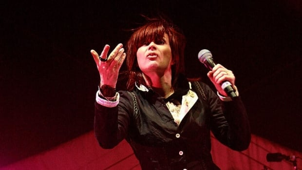 The Divinyls lead singer Chrissy Amphlett, seen performing in Perth in 2007, has died at the age of 53.