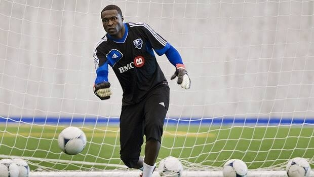 Donovan Ricketts is expected to start in net again for Montreal in their next MLS match.