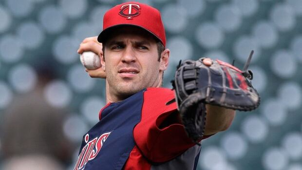 Twins catcher Joe Mauer is hitting .324 with 11 homers and 47 RBIs for Minnesota this year.