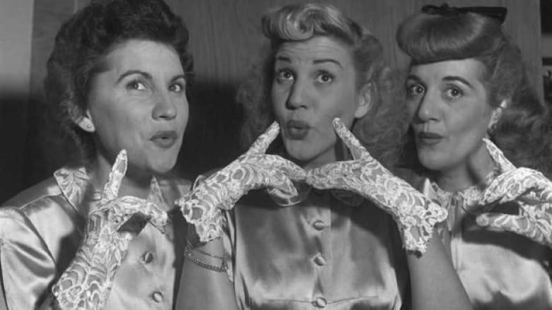 patty andrews of singing andrews sisters dies cbc news