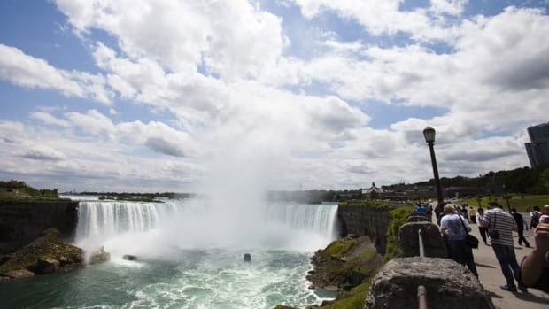 Many hotels and restaurants in Niagara Falls, Ont., charge visitors a three per cent 'destination marketing fee,' which most tourists don't realize is voluntary.