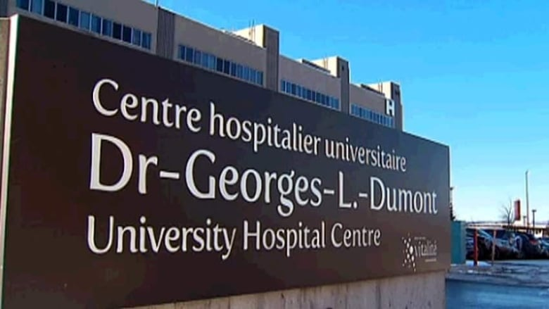 Student with TB in hospital
