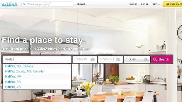 Airbnb is a popular site with travellers looking for a cheap place to stay.