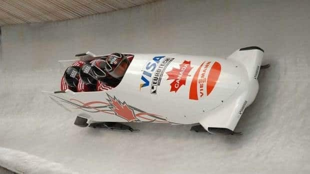 Three of the four members of the Canada 2 sled sustained serious but non-life-threatening injuries as a result of their crash during training in Altenberg, Germany.