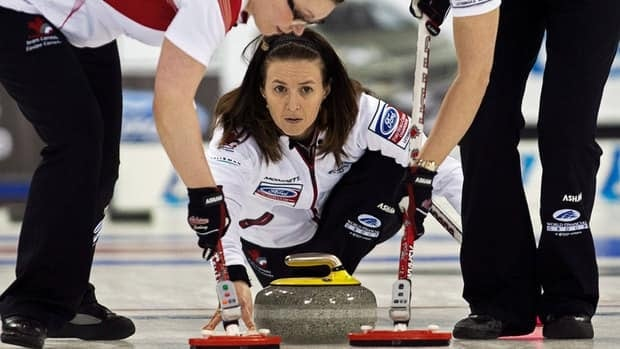 Alberta's Heather Nedohin is the defending Scotties Tournament of Hearts champion.