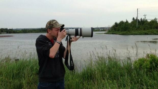Brendan Kelly, 16, has already spent several years protecting wetlands habitat for birds that nest in Paradise.