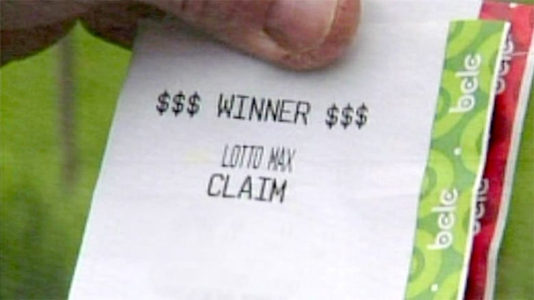$50M Lotto Max win can buy anything except anonymity | CBC News
