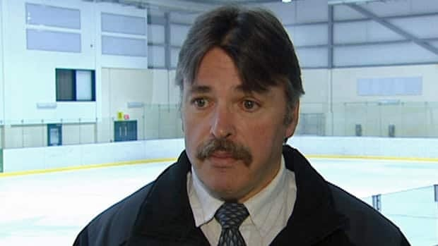 Brian Cranford, who coaches the Mount Pearl Junior Blades, has been hit with a one-year suspension by Hockey Newfoundland and Labrador.