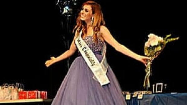 Sophie Laboissonniere won the Miss Congeniality title at a B.C. beauty pageant before she was charged with participating in the Stanley Cup riot.