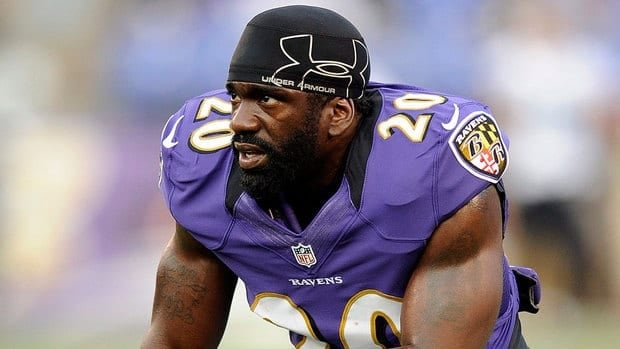 Ravens safety Ed Reed, shown here, avoided a one-game suspension for his hit to the head of Pittsburgh receiver Emmanuel Sanders.