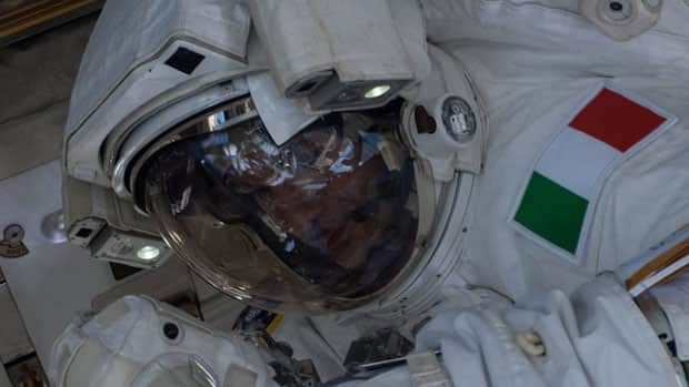 Astronaut Luca Parmitano was just over one hour into a spacewalk when water began accumulating inside his helmet. NASA quickly aborted the spacewalk.