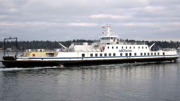BC Ferries is the only way for vehicle traffic to get to Gabriola Island.