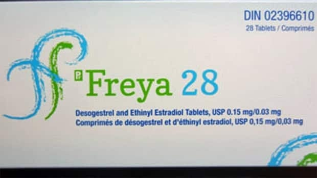 A pharmacy reported a placebo pill was found in place of an active one in a faulty package of  Freya-28 birth control.