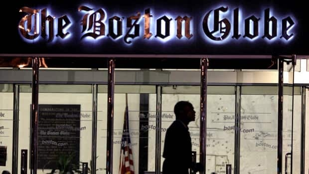The Boston Globe is being put up for sale by its parent company, The New York Times Co. Charles Krupa/AP file photo