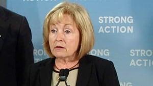 Ontario Attorney General Madeleine Meilleur