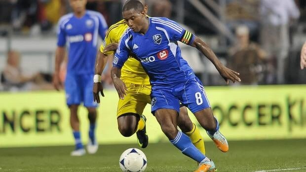 Midfielder Patrice Bernier wants no part of scoreboard-watching as the Impact continue to battle for a playoff spot.