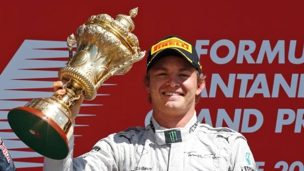 Nico Rosberg now has three career wins in F1, only two fewer than his father, 1982 world champion Keke Rosberg.