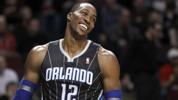 Magic centre Dwight Howard has denied reports that he has asked for Van Gundy's dismissal. He again denied it Thursday.