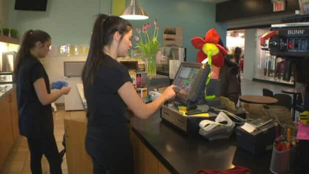 Workers at the Charlottetown Mall told CBC News they enjoy their Sunday mornings off.
