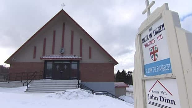Father John Dinn is on leave from the St. John the Evangelist Church in Topsail after financial irregularities were discovered.