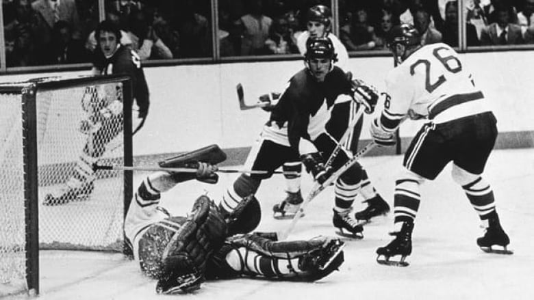 Canadian amateur hockey