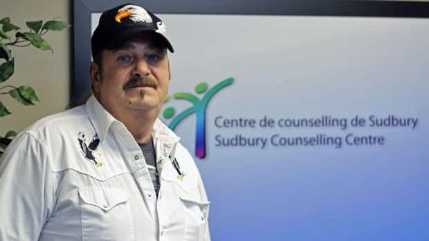 Sexual abuse survivor Rick Comeau said he is grateful to finally have a support group in which he can participate. The group is run by the Sudbury Counselling Centre.