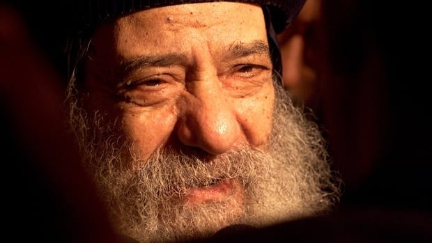 Pope Shenouda III served as head of Coptic Christian church for more than 30 years.