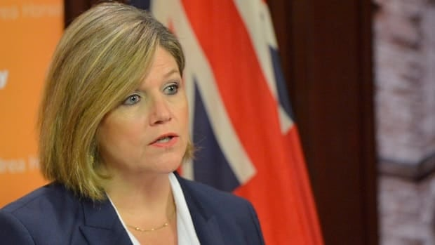 Ontario NDP Leader Andrea Horwath doesn't want families to pay a price for better transit