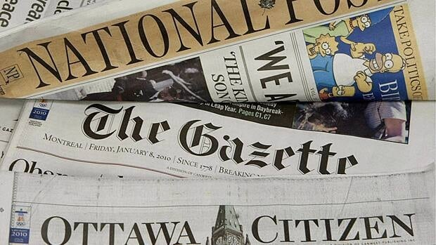 Readers of the National Post and a slate of other Canadian newspapers owned by the same company are being asked to start paying for content.