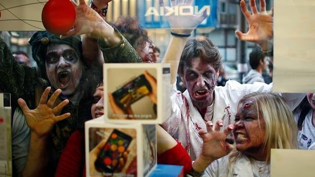 While a zombie attack may not be the most likely threat, the scenario has been used by other public security bodies to prepare for real-life disasters.