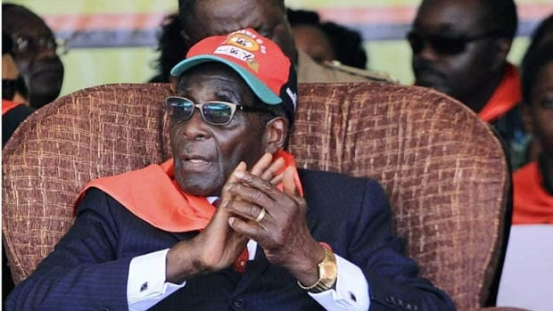 Zimbabwe's President Robert Mugabe, who turned 88 in February, is thought to be suffering from prostate cancer.