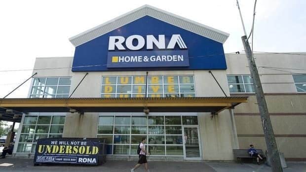 Rona will close 11 of its hardware stores in Ontario and B.C. and reduce staff at four of its administrative centres. The cuts will affect almost 1,000 employees on top of those already affected by cuts announced earlier this year.