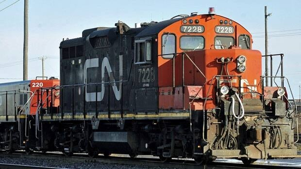 Canadian National, several mining companies and a major pension fund manager will fund a feasibility study on a rail line and ore-handling terminal to serve iron ore producers at the Quebec-Labrador border.
