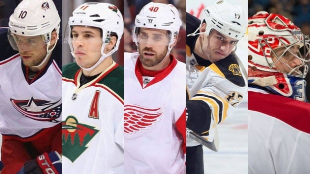 Marian Gaborik, Zach Parise, Henrik Zetterberg, Milan Lucic and Carey Price are looking for crucial wins in the final days of the NHL regular season.