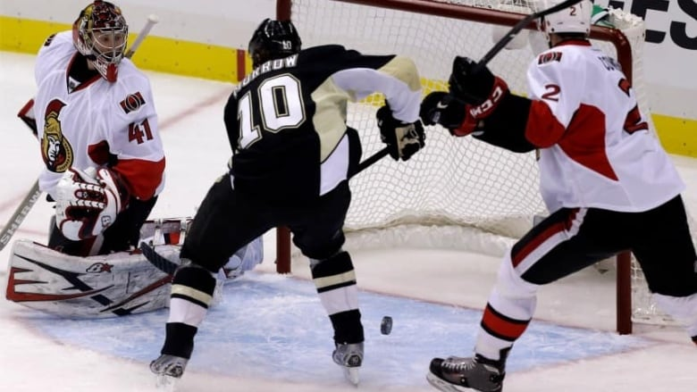 Senators' unlikely playoff run ends in Game 5 disappointment