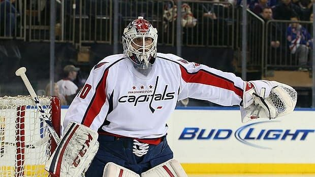 Braden Holtby helped Washington bump off the defending Stanley Cup championships in last year's playoffs.