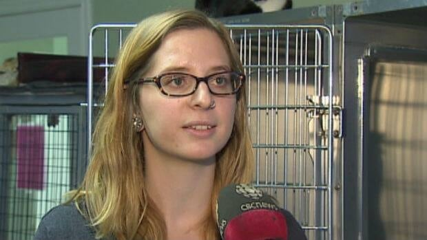 Kristy Bailey, SPCA St. John's shelter manager, says an increase in government funding would be put to good use at the shelter.