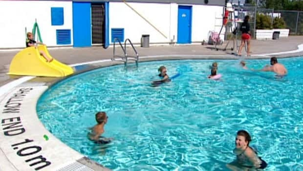 Attendance has been low at Calgary's outdoor swimming pools because of the lack of summer heat.