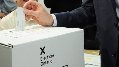 It's up to you to vote, but Elections Ontario wants to make sure you're on the list thumbnail