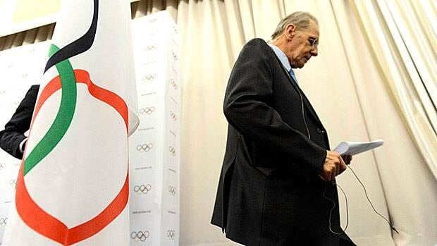Jacques Rogge will be succeeded as IOC president in September.