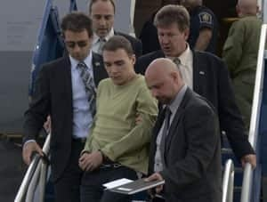 Image result for luka magnotta arrested